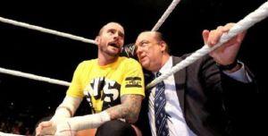 Managing CM Punk