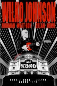 Wilko Johnson - live at koko dvd