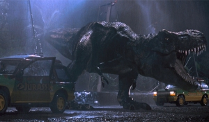 T Rex - Jurassic Park