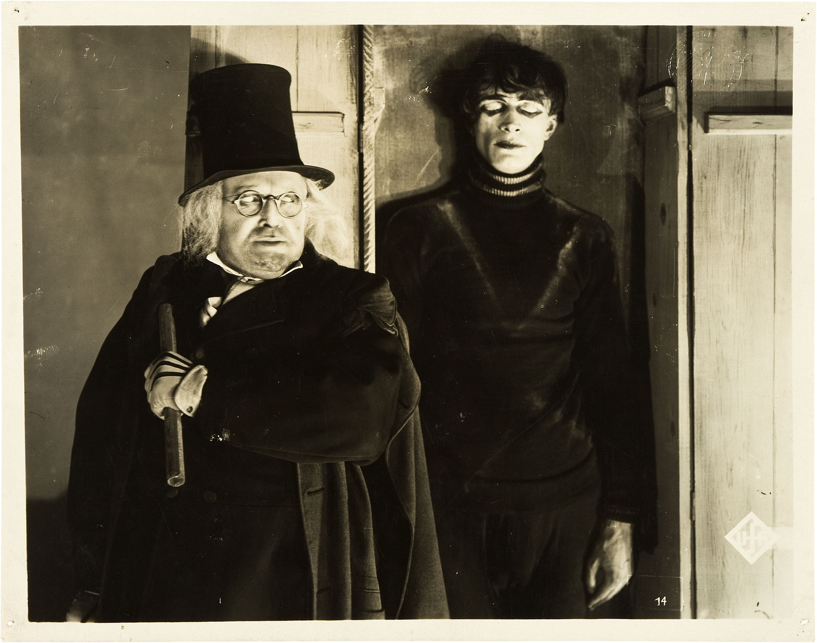 Der cabinet das dr caligari tom girard - The cabinet of dr caligari ...