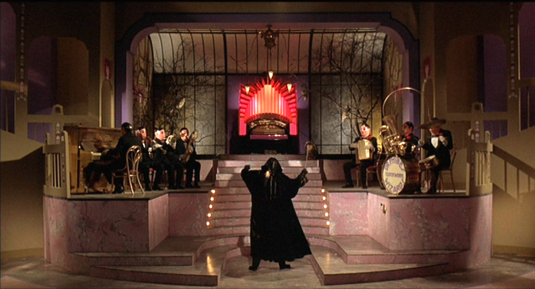 The Abominable Dr Phibes set
