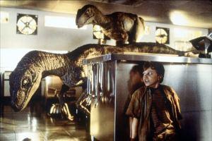 Jurassic Park - raptors
