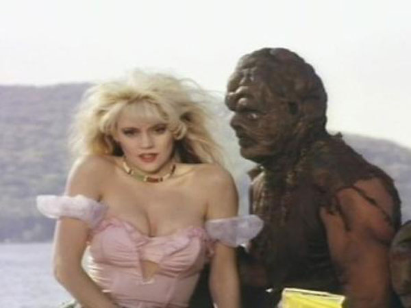 Claire and Toxie