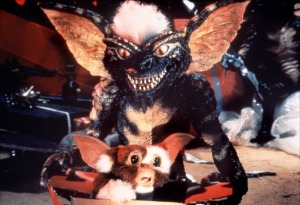Stripe and Gizmo - Gremlins