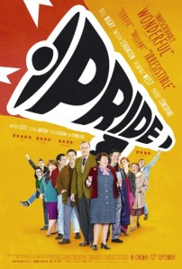 Pride - movie poster