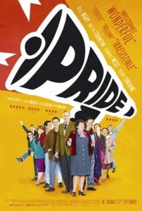 Pride - movie poster