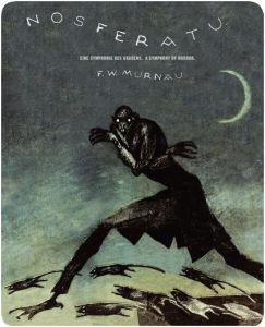 Nosferatu blu-ray cover