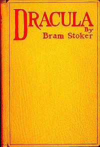 Dracula - original cover