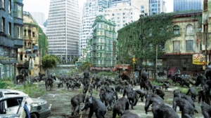 Dawn of the Planet of the Apes - San Francisco