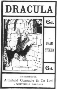Original Dracula illustration