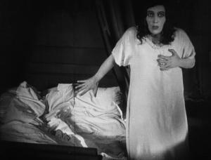 Greta Schröder as Ellen Hutter in Nosferatu
