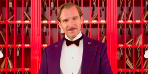 Ralph Fiennes as M. Gustave