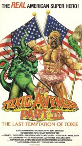 The Toxic Avenger 3 poster
