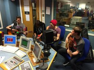The Doomsday Project on BBC Introducing Guernsey