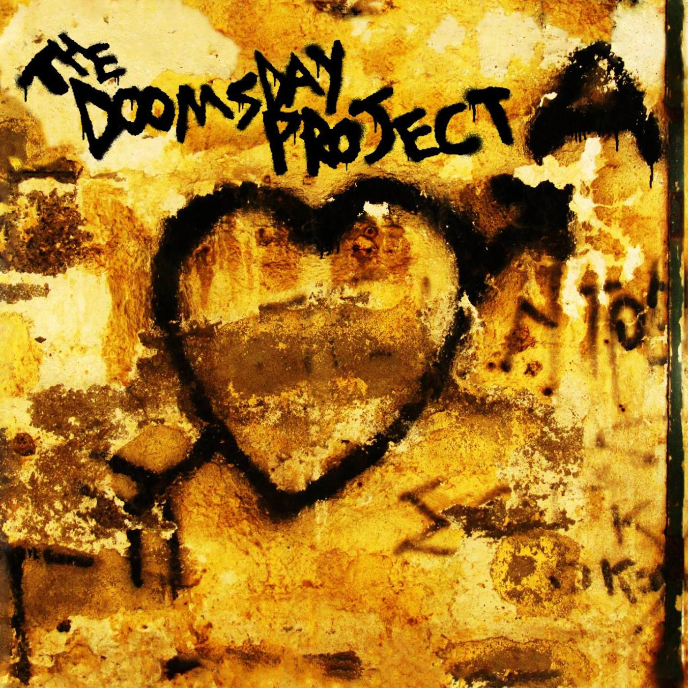 The Doomsday Project album cover