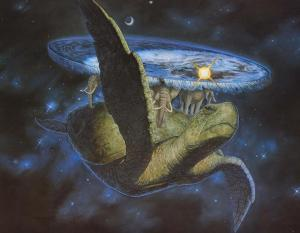 The Discworld by Paul Kidby