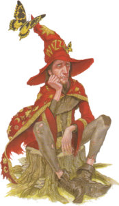 Rincewind by Paul Kidby