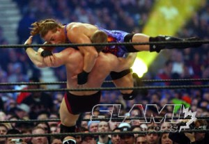 RVD ad William Regal