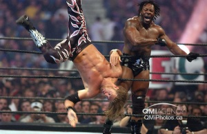 BOOKER T and  EDGE