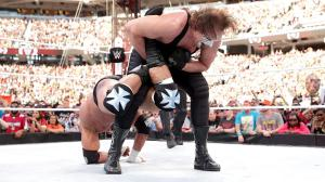 Sting applies the Scorpion Death Lock