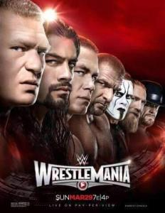 Westlemania 31 poster