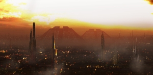 Los Angeles - Blade Runner