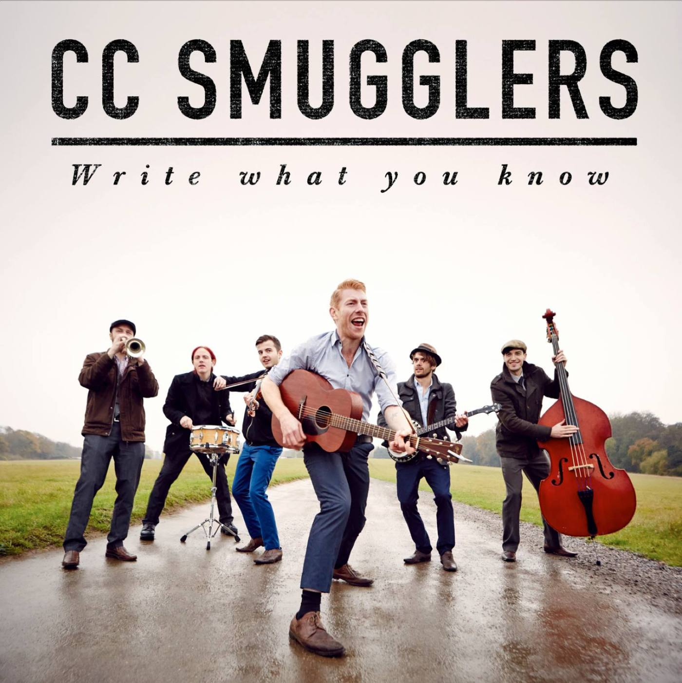 CC Smugglers - Write What You Know