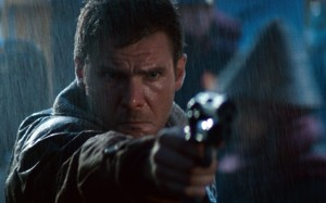 Harrison Ford as Deckard - Blade Runner