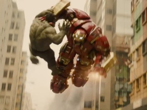 Hulk and the Hulkbuster
