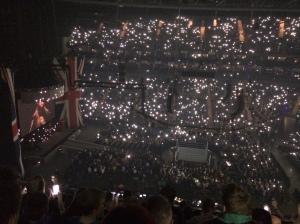 Bray Wyatt's fireflies