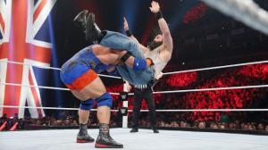 Ryback powerbombs Harper