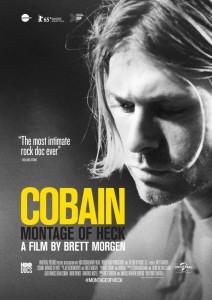 Kurt Cobain Montage of Heck poster