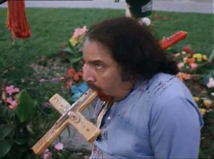 Ron Jeremy in Citizen Toxie