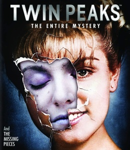 Twin Peaks bluray cover