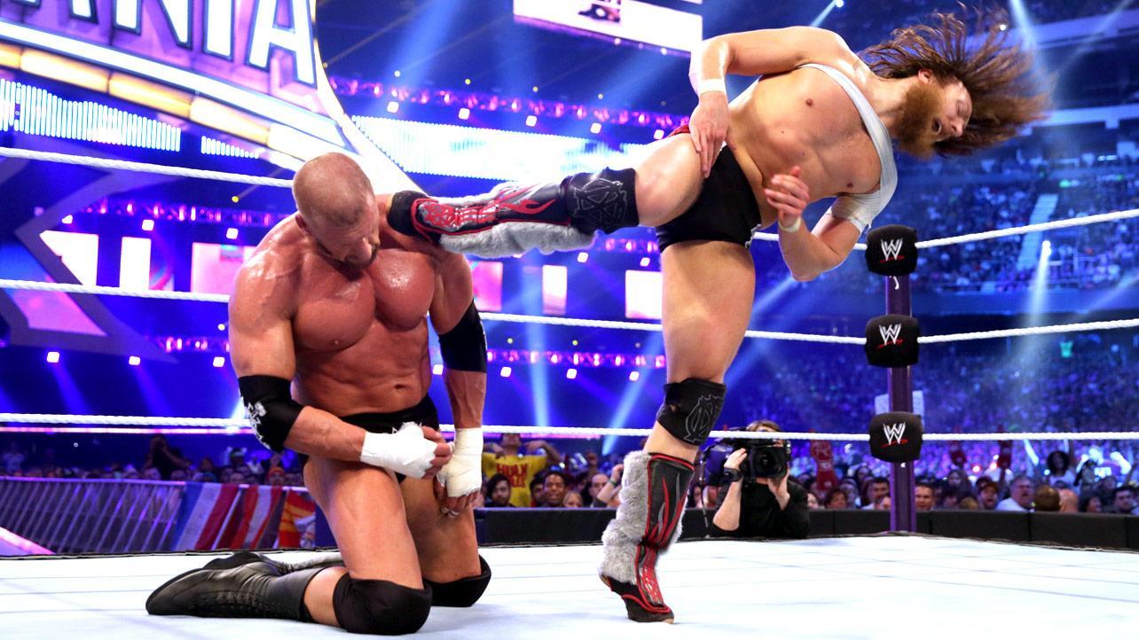 Future Daniel Bryan figures? | Wrestlingfigs.com WWE ...