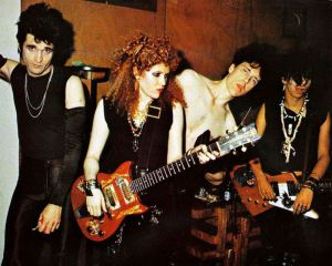 The Cramps with Kid Congo Powers