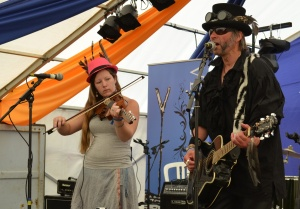 The Crowman and The Fiddling Pixie