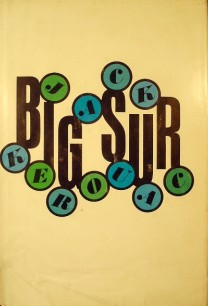 Big Sur first edition cover