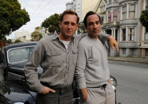 Josh Lucas and Jean-Marc Barr in Big Sur