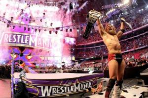 Daniel Bryan at Wrestlemania 30