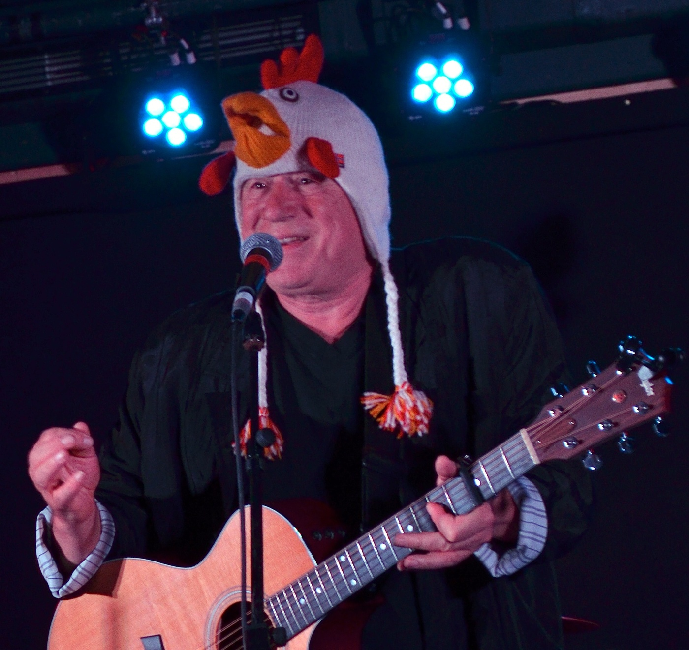 Neil Innes at The Fermain Tavern