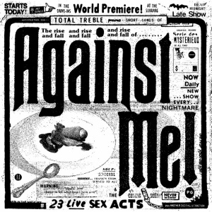 Against Me - 23 Live Sex Acts album cover