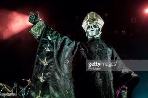 Papa Emeritus III of Ghost