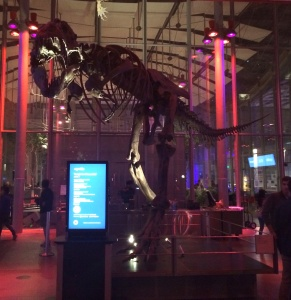 Academy of Science dinosaur