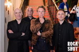 Wilko Johnson, Norman Watt-Roy, Julien Temple and Dylan Howe
