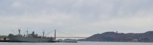 Golden Gate from Pier 39