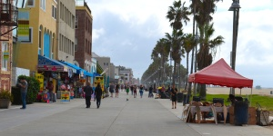 Venice beach prom
