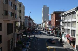 Stockton Street, Chinatown