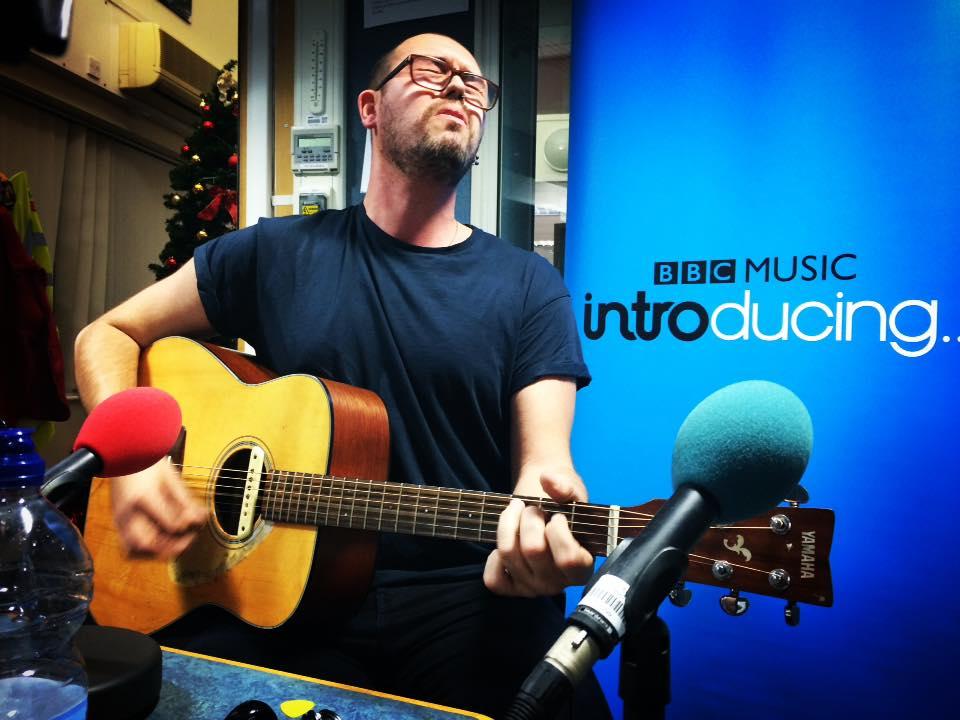 Robert J. Hunter on BBC Introducing Guernsey