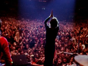 Mick Jagger at Madison Square Garden